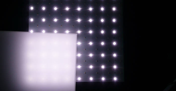 Light Diffusion Material